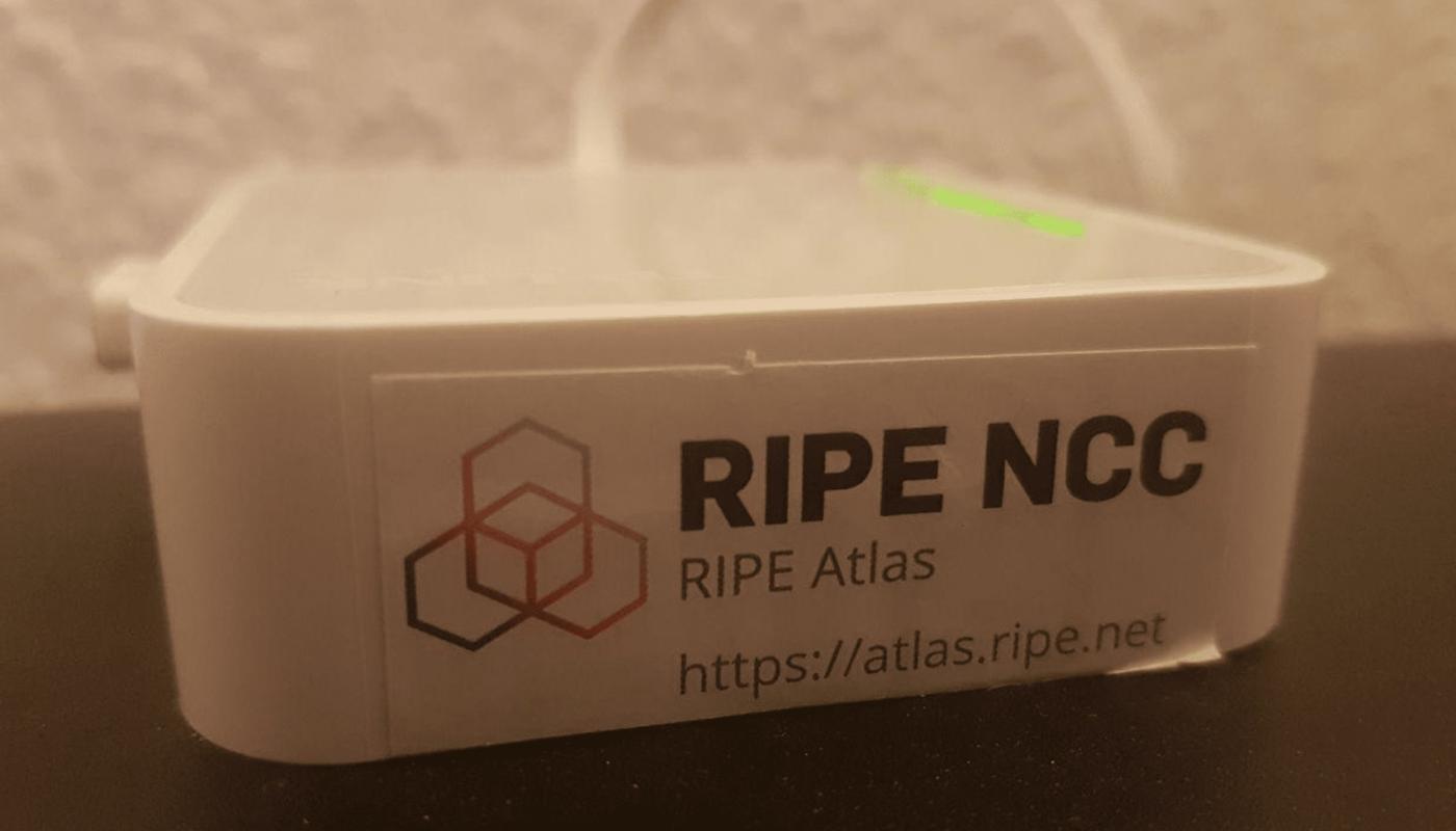 RIPE Atlas Probe