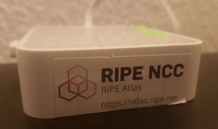 RIPE Atlas Probe – was ist das?