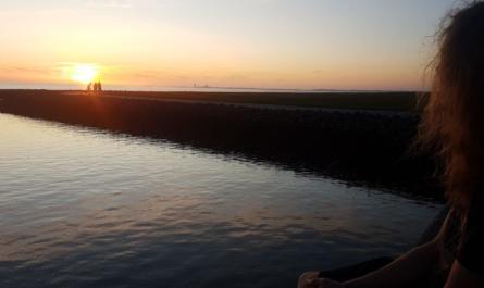Ich an der Nordseeeeee