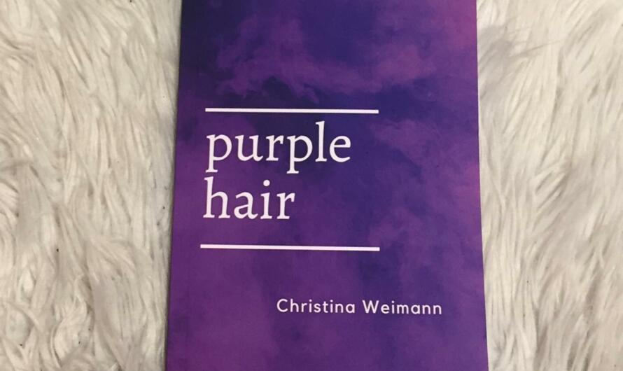 meine Freundin hat ein Buch geschrieben
