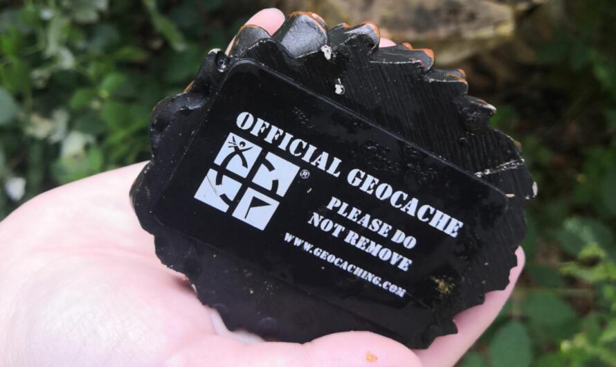 Wieso ich Geocaching so cool finde